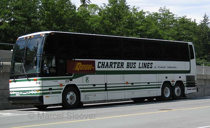 Prevost Coach Charter Bus Lines