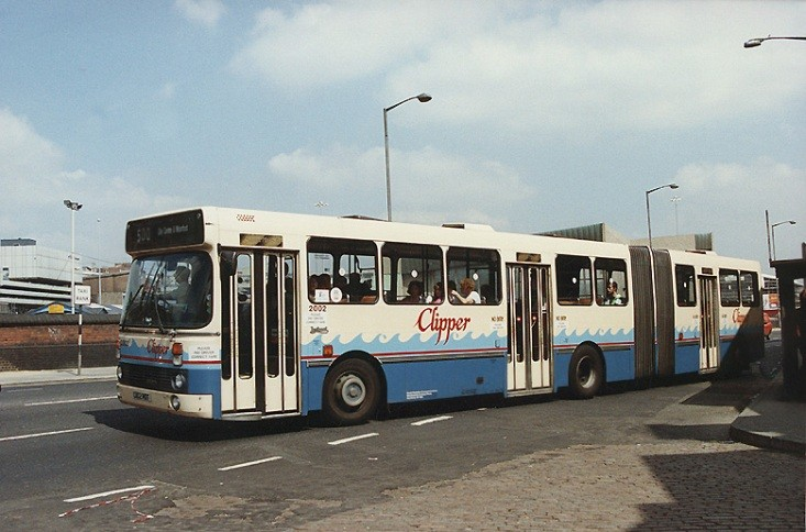 C102HDT as Clipper