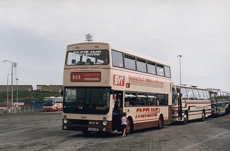 Fastline MCW Metrobus