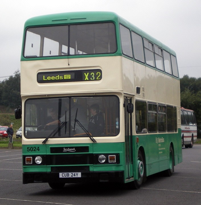 Metrobus Leeds