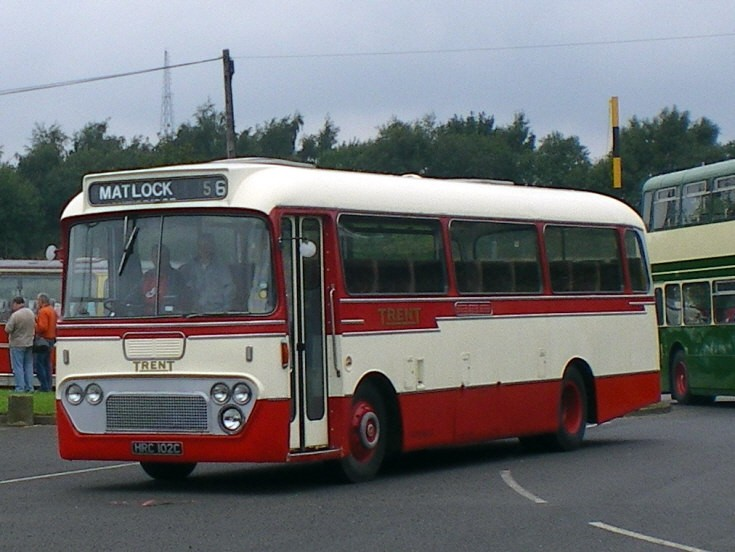 Trent bus to Matlock (56)