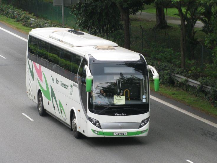 Tong Tar Transport (PA 9483K)