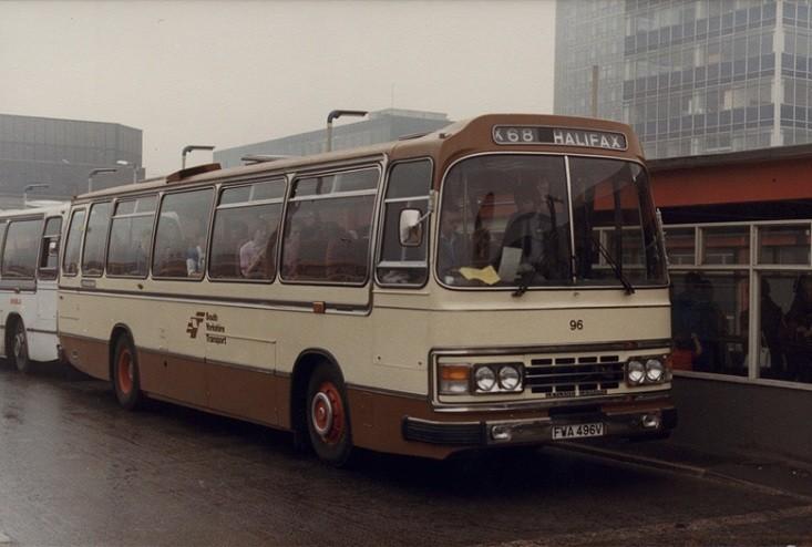 Leyland / Duple of SYT