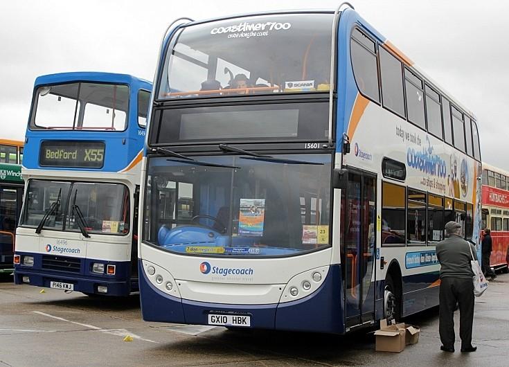 Stagecoach Bus Coastliner 700