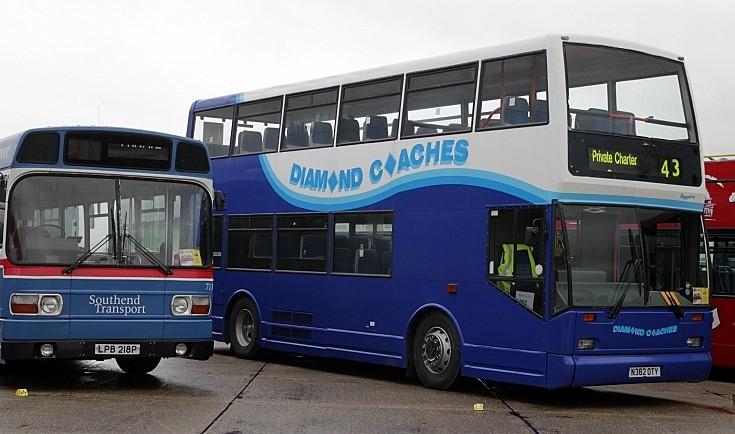 Southend Transport / Diamond Coaches