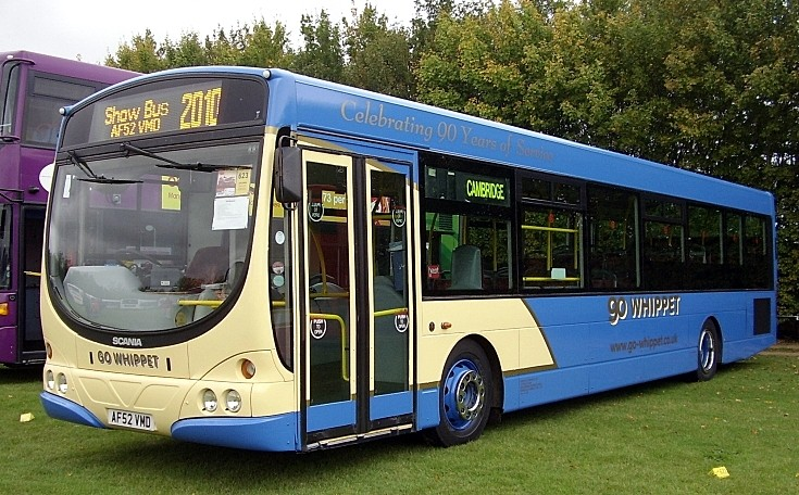 90 years of Go Whippet service
