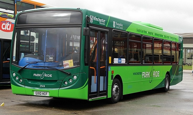 Park and Ride Winchester