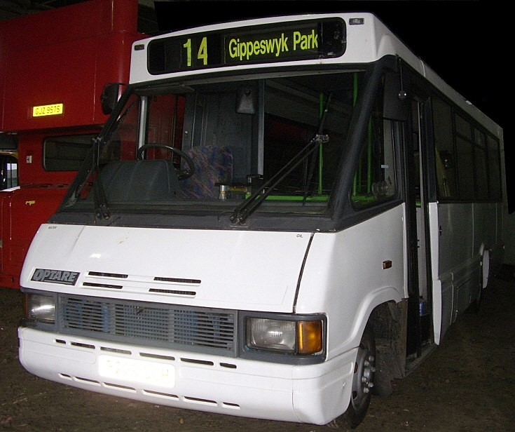 Old Optare