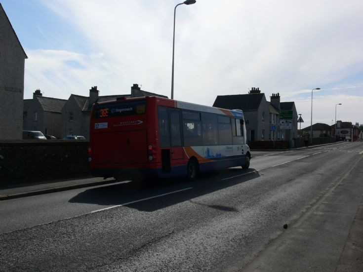 Stranraer Town Network Bus