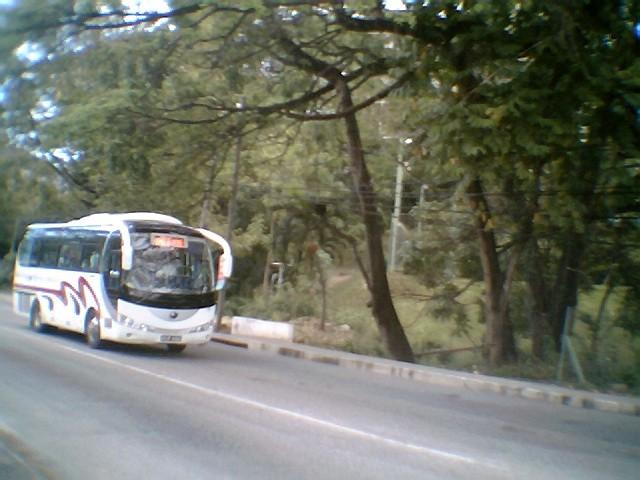 Yutong PTSC bus