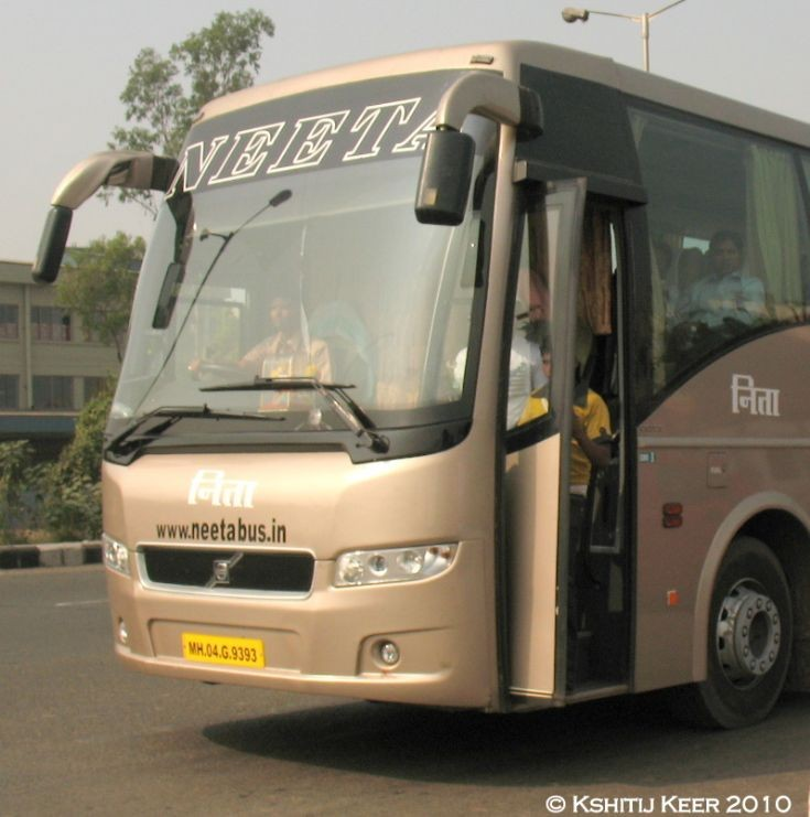 The All New Volvo B9R/9400 XL Indian Version