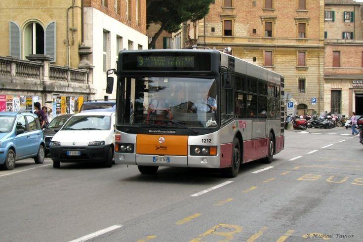 Siena Şehir İçi Ulaşım