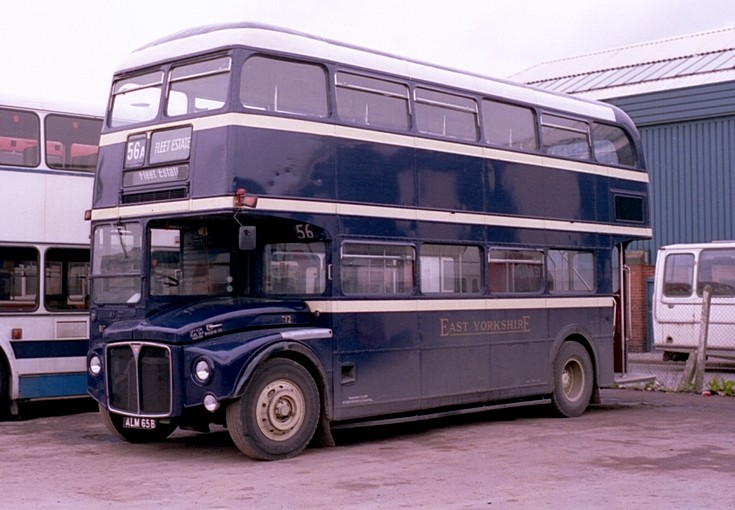 East Yorkshire Routemaster