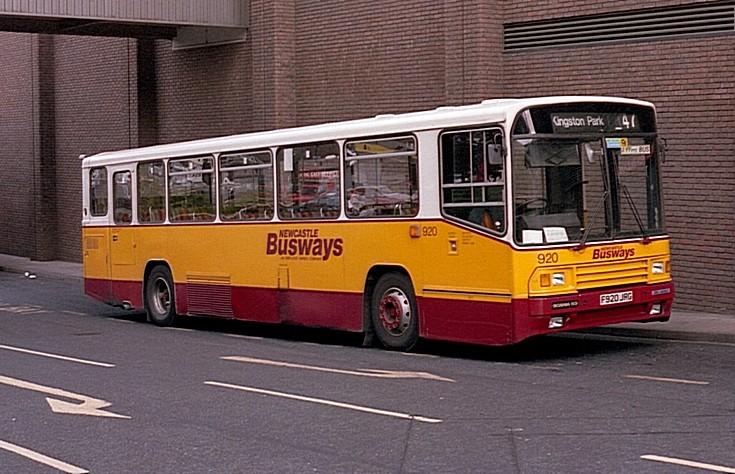 Busways Scania