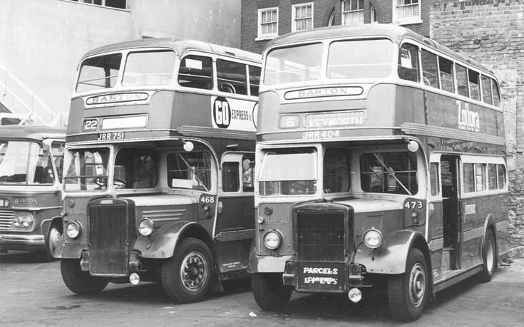 Barton Leyland PD