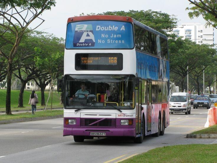 Volvo Olympian (SBS 9632T) SBS Transit