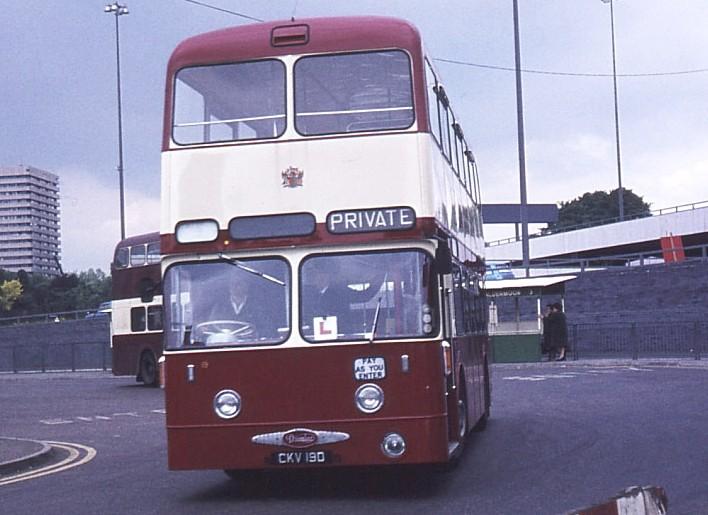 Coventry daimler Fleetline