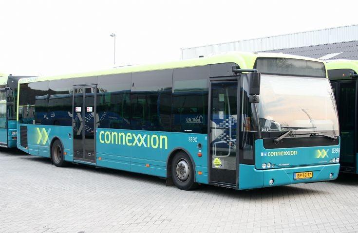 Connexxion 8390 VDL Berkhof  BP-TG-77