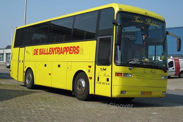 Eos Coach Taxi Bakker Nootdorp