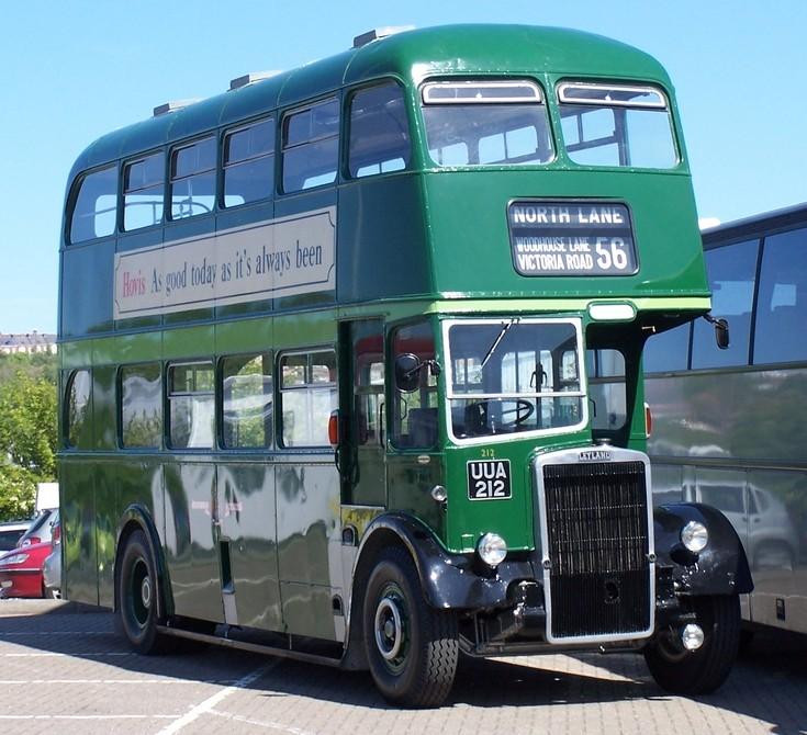 Leeds City Transport Leyland PD2/11