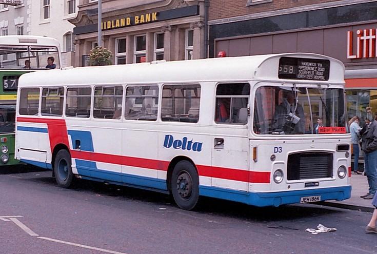 Bus And Coach Photos Delta Coaches Bristol