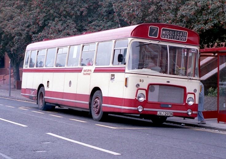 Hartlepool Bristol RE