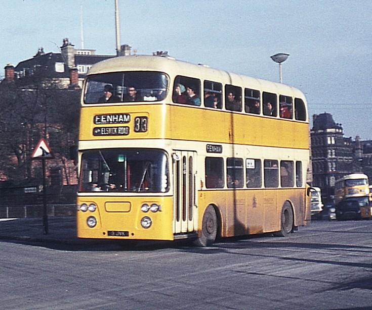 Newcastle Transport Atlantean