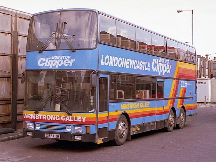Tyne & Wear Metroliner