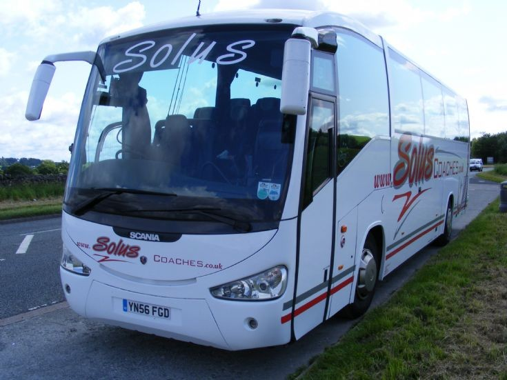 Scania in Kendal