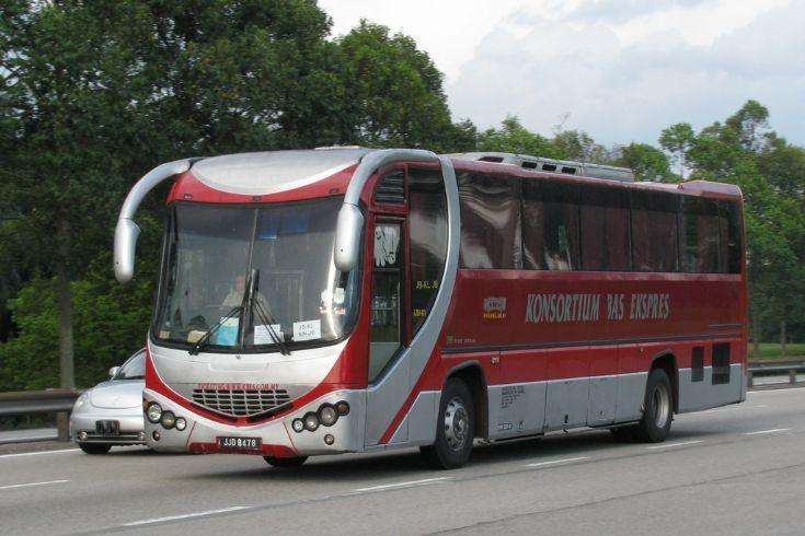 Konsortium Express Bus