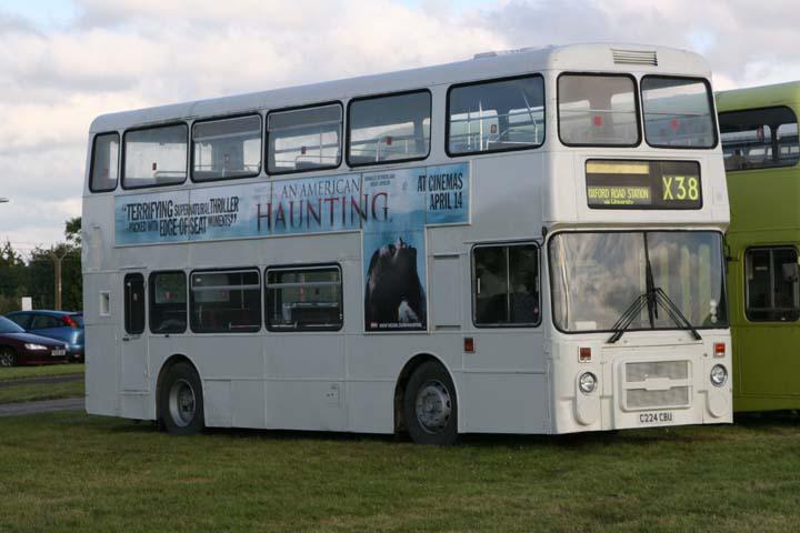 Leyland Olympian Double-Decker bus Fairford 2007