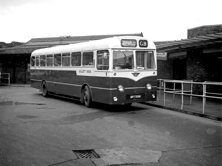 Gillett Bros AEC in 1966