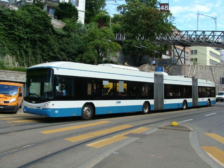 Zurich City Transportation