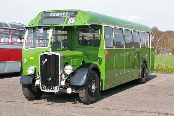 Hants & Dorset 779