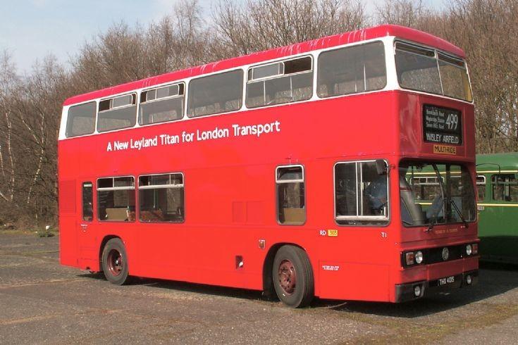 Leyland Titan T1