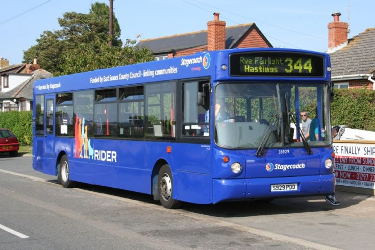 Stagecoach in Hastings 33929