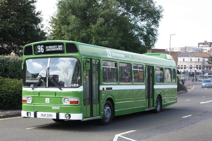 Southdown Leyland National RUF 37R
