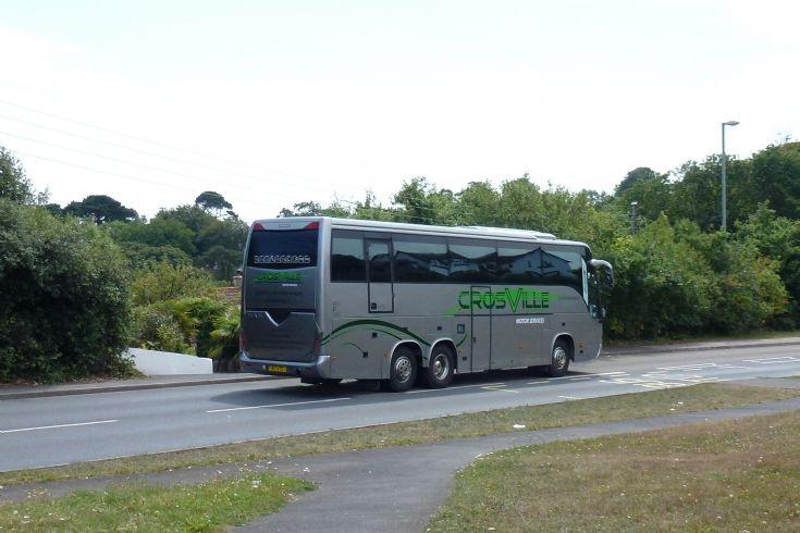 Bus And Coach Photos Crosville Motor Services Coach