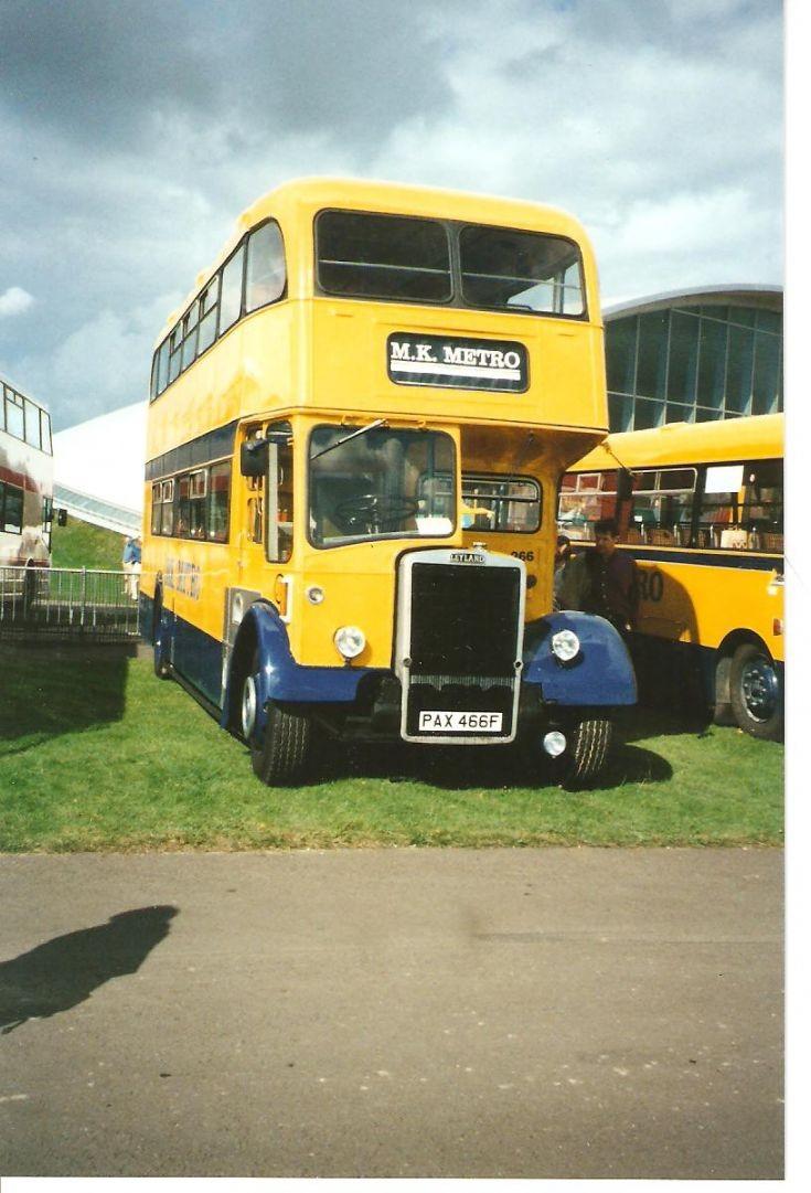 Leyland Titan - PAX 466F