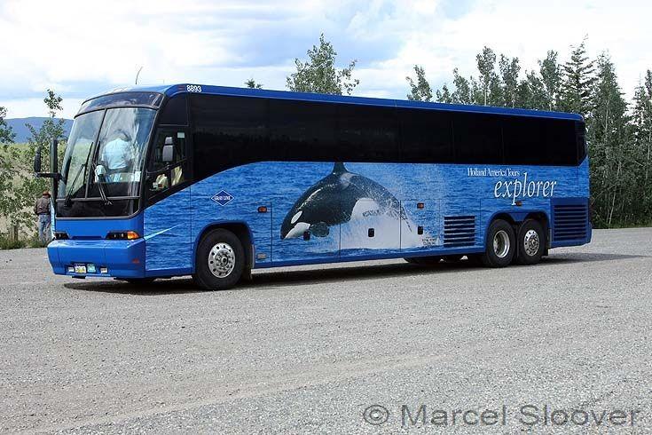 Holland America Tours Explorer