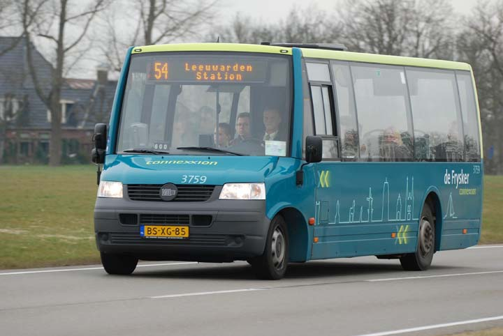 Connexxion Friesland VDL De Frysker