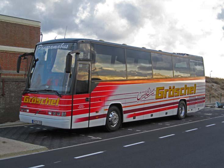 Gröschel Tour coach Volvo Drögmöller