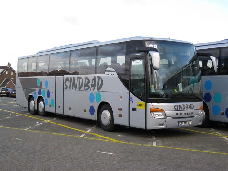 Sinbad Tour coach Setra