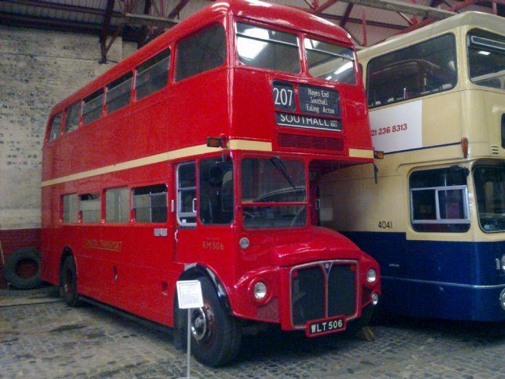 AEC Routemaster WLT506