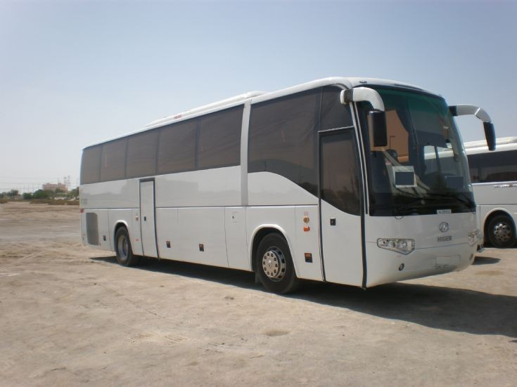 Higer V92 in Dubai