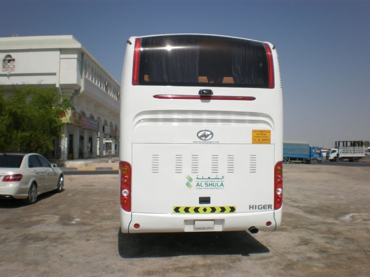Picture of Higer V92 in Dubai