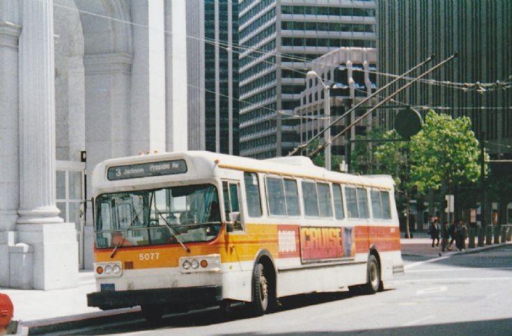 San Francisco Trolleybus