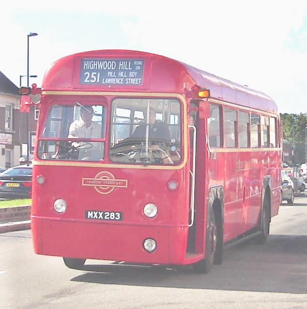 London Transport AEC Regal