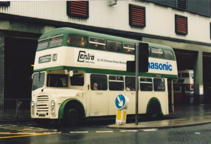 Blackpool Corporation Transport PD3