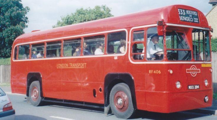 London Transport RF 406
